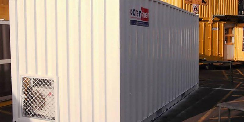 Storage units for Maldives